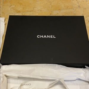CHANEL Other - Chanel box 15 x 10 1/2 x 1 1/2 inches